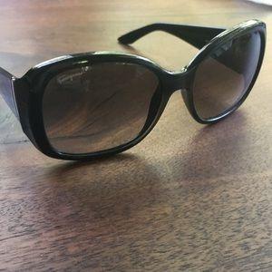 Salvatore Ferragamo SF722S Grey Sunglasses 😎